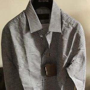 Louis Vuitton Men's Formal Shirt